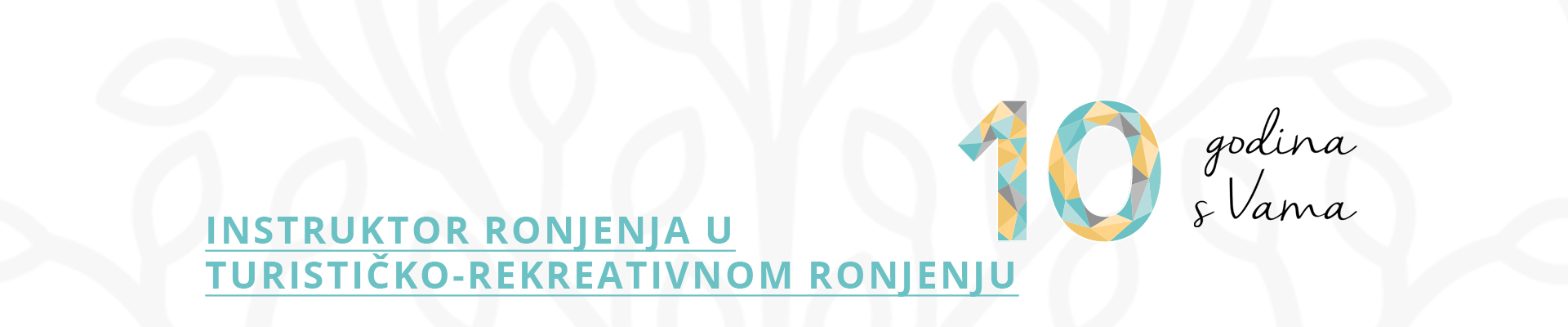 Ustanova Magistra Instruktor Ronjenja u Turističko-Rekreativnom Ronjenju