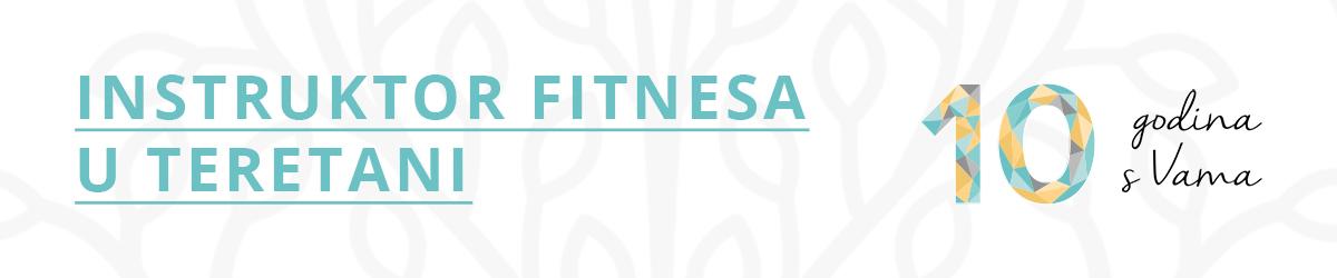 Ustanova Magistra Program Instruktor Fitnesa u Teretani