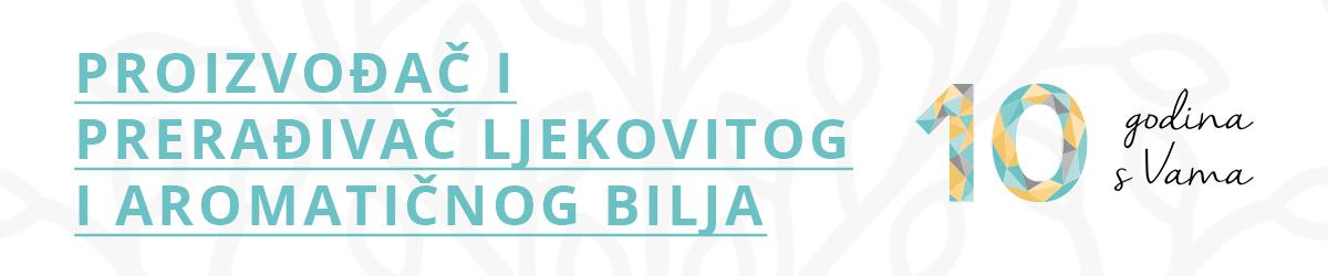Ustanova Magistra Program Proizvođač i Prerađivač Ljekovitog Aromatičnog Bilja