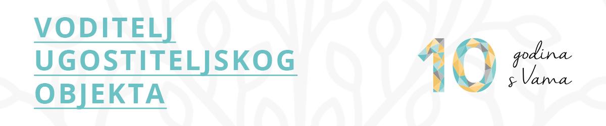 Ustanova Magistra Program Voditelj Ugostiteljskog Objekta